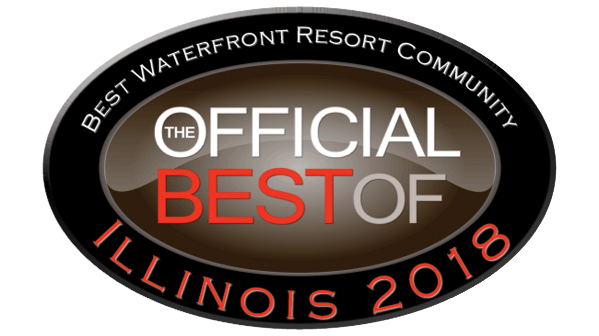 The Official Best of Illinois 2018 Selects Heritage Harbor!!!